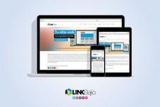 LINKBAJIO mockup responsive web design